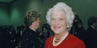 Barbara Bush Brought Plainspoken, Grandmotherly Style to DC