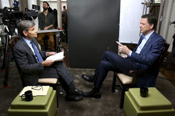 Former FBI Director James Comey's No-holds-barred ABC News Interview