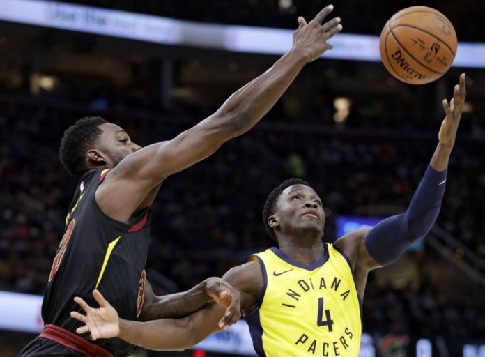 Oladipo Scores 32 as Pacers Stun LeBron, Cavs
