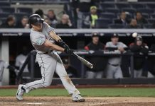 Realmuto Comes off DL, Homers in Season Debut for Marlins