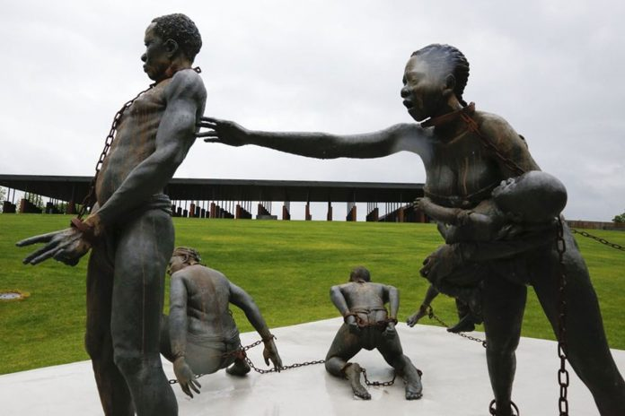 The Lynching Memorial in Alabama Evokes Terror of Victims