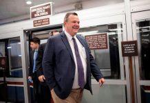 Trump Says Democrat Should Quit over VA Nomination Brouhaha