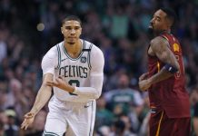 Celtics Take Game 1 of East Finals, Beating Cavaliers 108-83