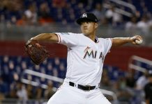 Dodgers' Loss Streak Reaches 5 with 4-2 Defeat at Miami