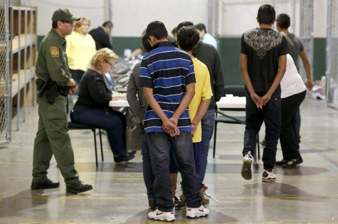 1,475 Children Lost: Ineptitude and Demoralization of US Government's New Immigration Policies