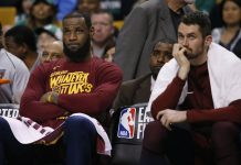 LeBron Has 'Zero' Concern after Cavs' Lopsided Game 1 Loss