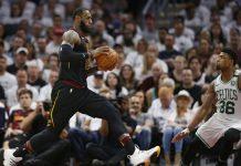 LeBron Pushes Cavs to Game 7 vs. Celtics