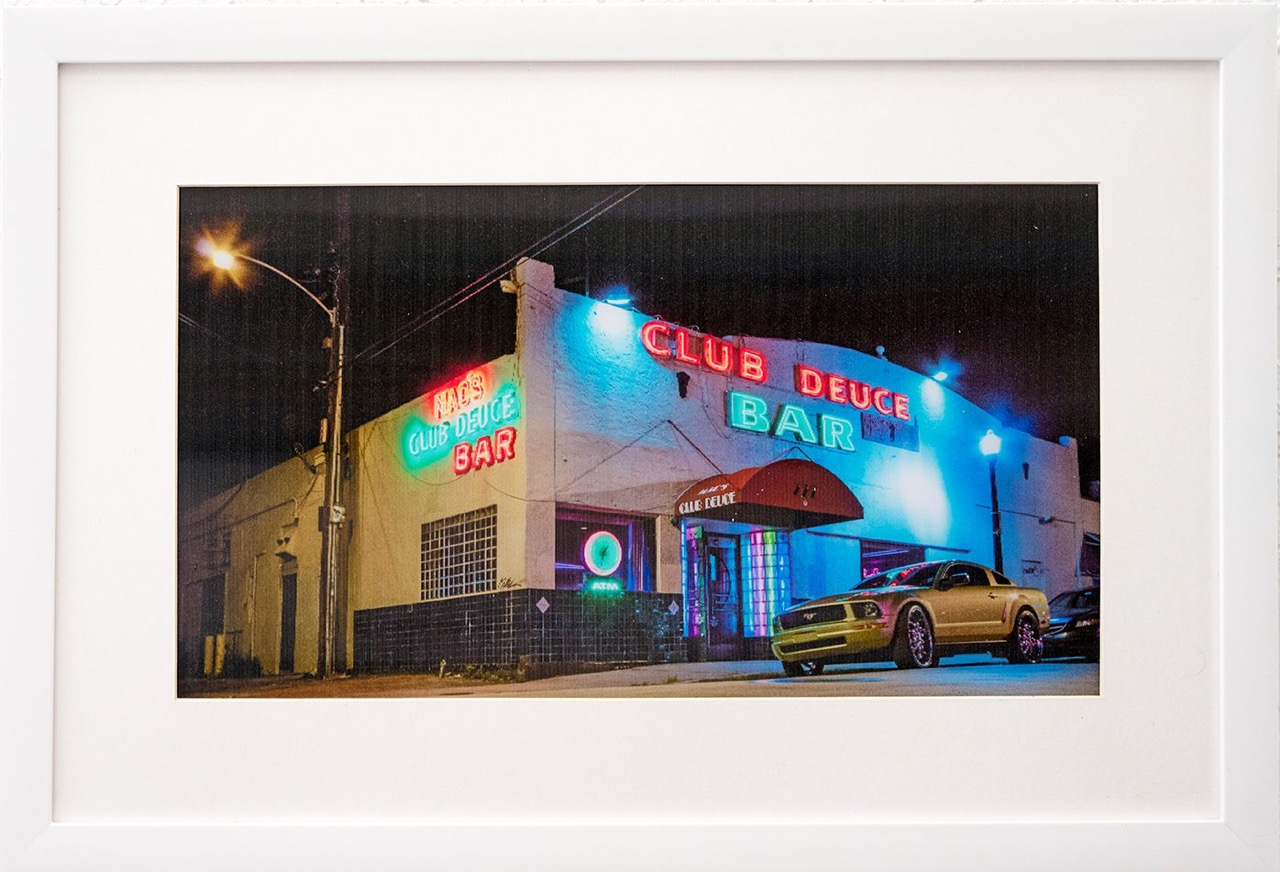 Miami in 3D History at Panther Coffee Wynwood