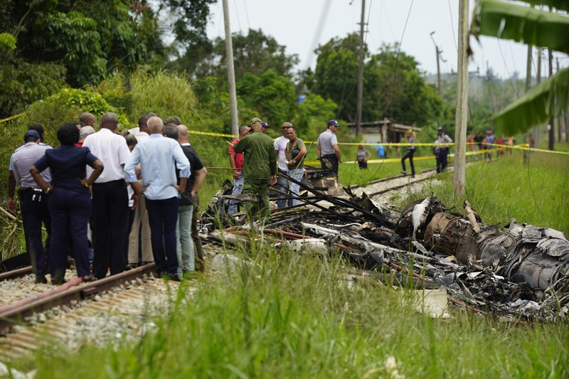 Passenger Jet Crashes Near Havana with at Least 110 Aboard