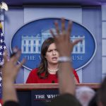 Press Secretary Sarah Huckabee Sanders FacingCredibility Questions