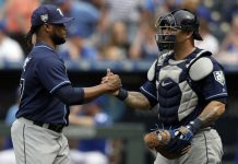 Rays Beat Royals 5-3 for 3-game Sweep, Drop KC to 13-30