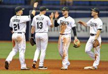 Relievers Nuno, Pruitt Lead Rays Past Orioles 8-3