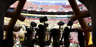 Time's Up for Cheerleaders/Dancers at NFL, NBA Games