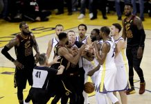 Familiarity Breeds Contempt, Somewhat, at the NBA Finals