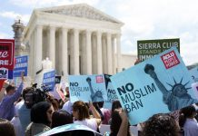 Supreme Court Upheld President Donald Trump's Travel Ban