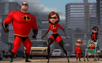 Review: Family Fun and Insight in Sprightly 'Incredibles 2'