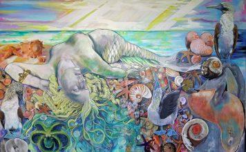 The Dreaming Mermaids of Lynda Zaleski