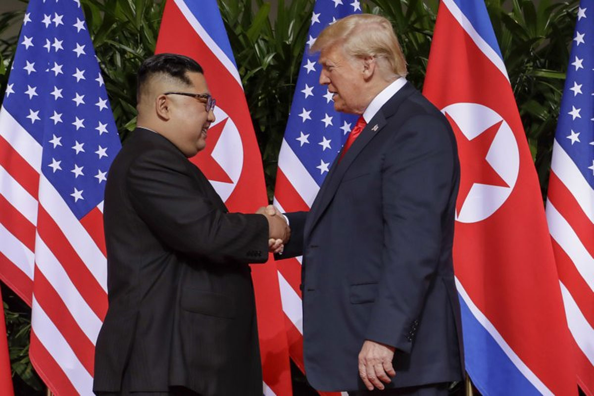 President Trump and Kim Jong Un Momentous Summit