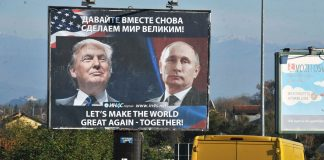 As the Summit Nears, Trump is Playing Putin's Game
