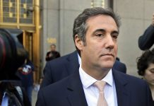 Cohen Secretly Recorded Trump Talking of Paying for Playboy Model's Story