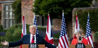 President Trump and Prime Minister Theresa May's Press Conference