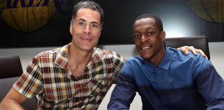 Rajon Rondo Expects to 'Win Now' with LeBron, LA Lakers