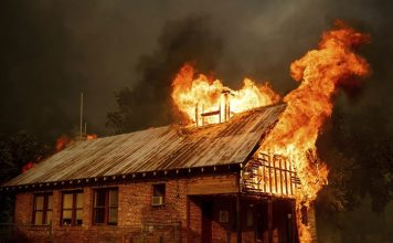 Record Heat, Fires Worsened by Climate Change