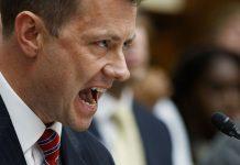 Embattled FBI Agent Peter Strzok' Public Grilling on Capitol Hill