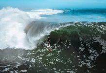 Hawaii Surfer Koa Smith Takes an Epic Ride into History