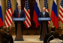 Trump-Putin Helsinki Summit: Russian Propaganda Scores Big, Trump Regrettable