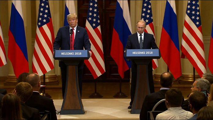 Trump-Putin Helsinki Summit: Russian Propaganda Scores Big, Trump Regrettable