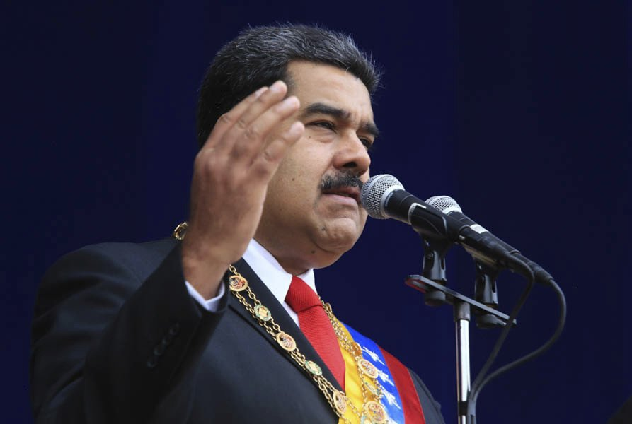 Failed Attempt to Assassinate President Nicolas Maduro with Drones
