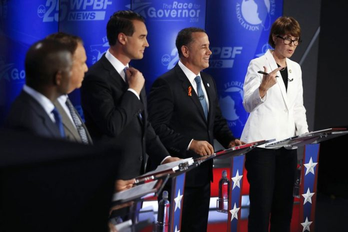 Takeaways from Democratic Candidates' Debate for Florida Governor
