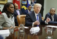 Trump, Omarosa Trade Insults, Charges