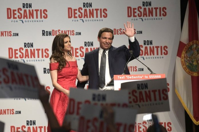 Trump-backed DeSantis Wins Florida GOP Gubernatorial Primary