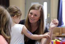 'Broken' Economics for Preschool Workers, Child Care Sector