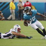 Bortles Threw 4 TDs, Jaguars Beat Patriots 31-20 in Rematch