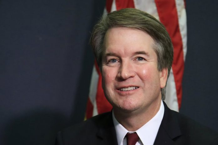 High Court Pick Kavanaugh and his Carefully Constructed Life