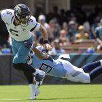 Mariota Comes Off Bench, Titans Beat Jaguars 9-6