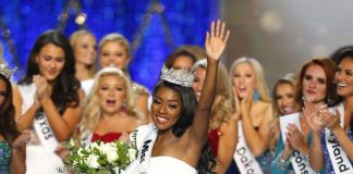 Miss New York Nia Imani Franklin Wins Miss America Crown