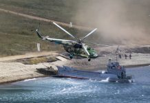 Russia's Biggest War Games Include Submarine Hunt in Pacific