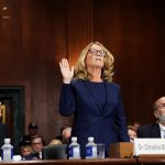 Voice Shaking, Ford Accuses Kavanaugh of Assaulting her