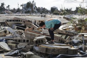 Mexico Beach Town Demolished by Hurricane Michael