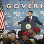 Civil rights group in center of Florida governor's race