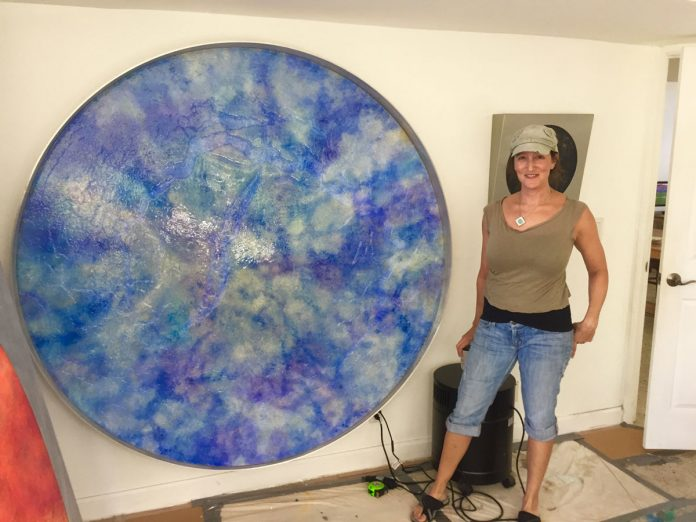 Dana Kleinman and Ruth Avra Kleinman Create Cosmic Pipelines