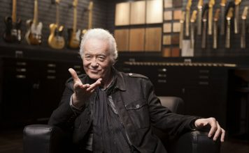 Guitarist Jimmy Page Looks Back at 50 Years of Led Zeppelin