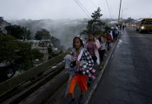 Pressure Turns to Mexico as Migrant Caravan Heads for Border