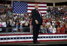 Trump on Rally Blitz as he Tries to Stave off Dem Gains