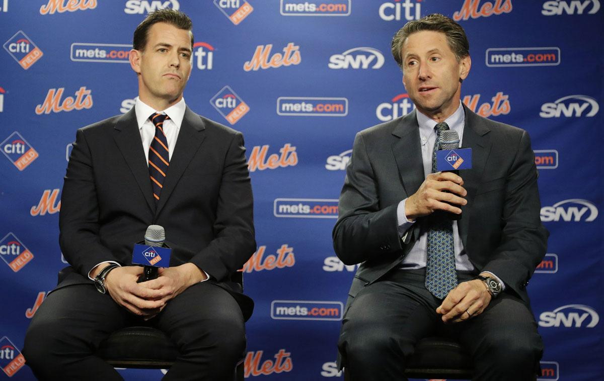 Van Wagenen Vows Winning Culture with Mets