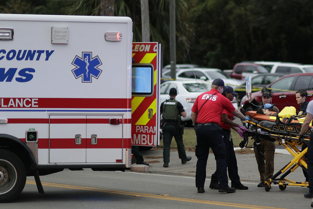 3 Dead, Including Shooter, at Florida Yoga Studio